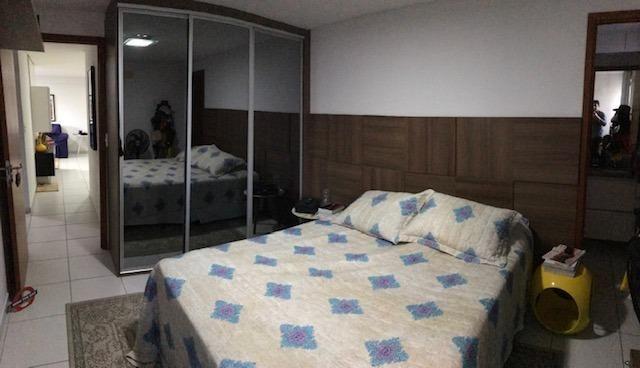 Apt com 3 quartos na Ponta Verde - 96m² - Foto 15