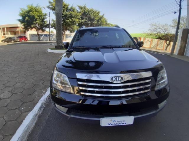 Kia mohave 3.0 v6 diesel 2011 preta - Foto 3