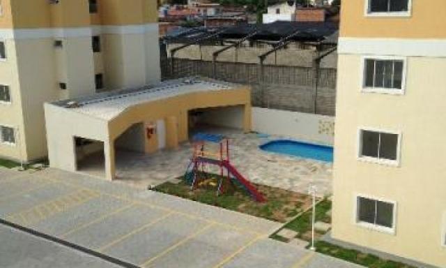 Apartamento no condomínio rosa dos ventos 2/4, 1 suíte R$ 650,00- Planalto - Foto 4