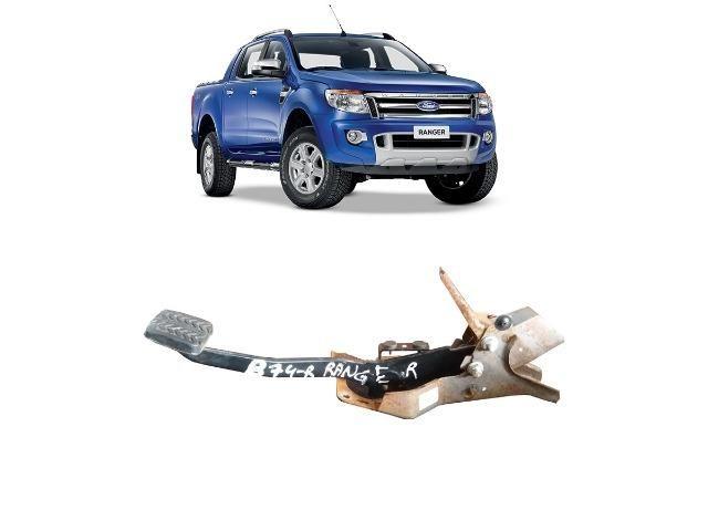 Pedal Freio Ford Ranger 2.2 Xl Cd4 2013 2014 Ab31-2l388-be