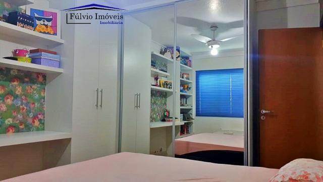 Excelente! Próximo a Feira do Produtor, 02 quartos com armários, toda na laje, paisagismo - Foto 11