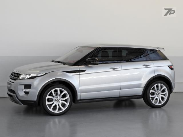 Range Rover Evoque Dynamic 2.0 Turbo 4P Automátic