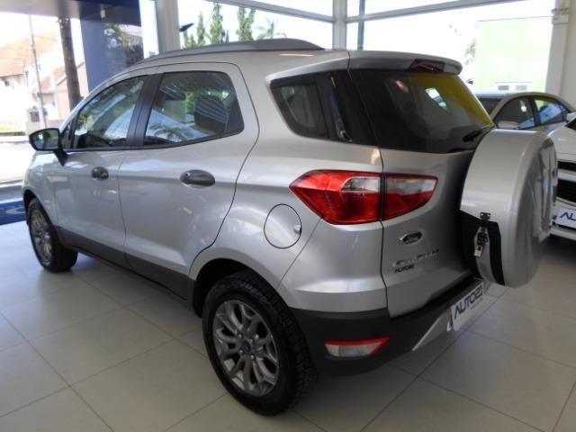 Ford Ecosport 1.6 Freestyle automática - unica dona - Foto 6
