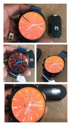 Relógio Diesel Original! 10x sem juros no Cartão