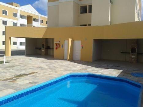 Apartamento no condomínio rosa dos ventos 2/4, 1 suíte R$ 650,00- Planalto - Foto 2