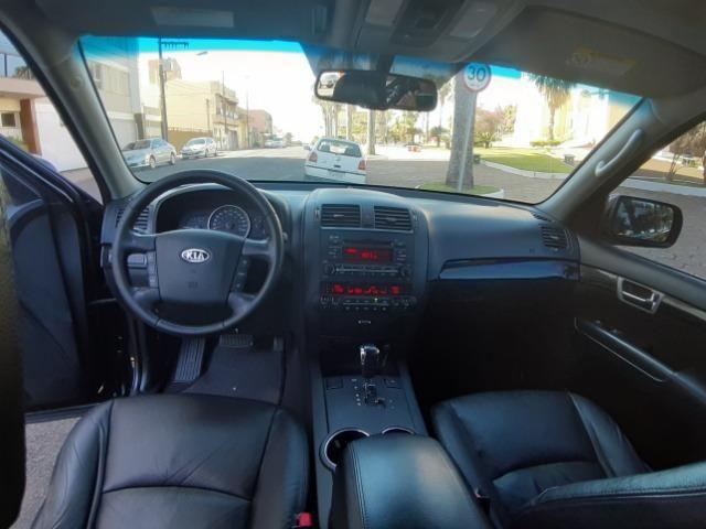Kia mohave 3.0 v6 diesel 2011 preta - Foto 10