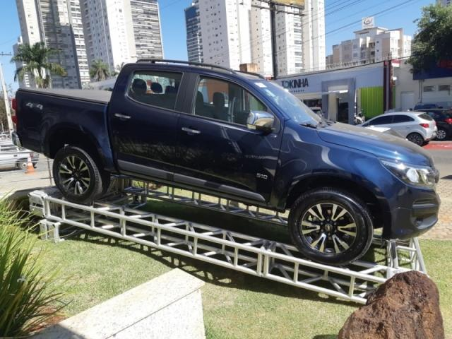 CHEVROLET  S10 2.8 LTZ 4X4 CD 16V TURBO 2019 - Foto 3