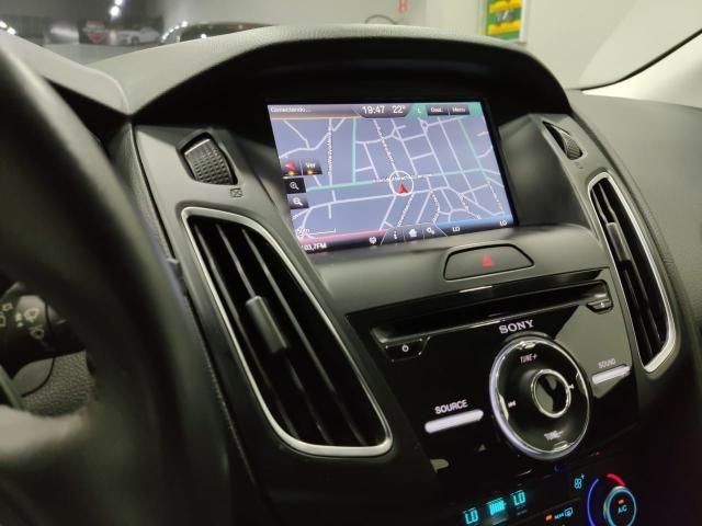 Focus titanium hatch 2016 c/44.000km automático. léo careta veículos - Foto 9