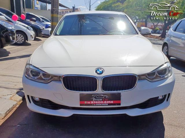 BMW 320i 16v turbo active Flex 4 pneus run flat 2015 - Foto 3