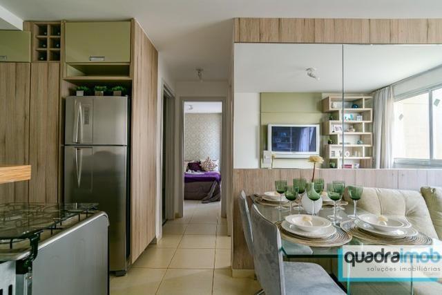 Apartamento 02 Quartos C/ Suíte + 01 Vaga - Apenas 15% De Sinal - Use FGTS - Ceilândia - Foto 13