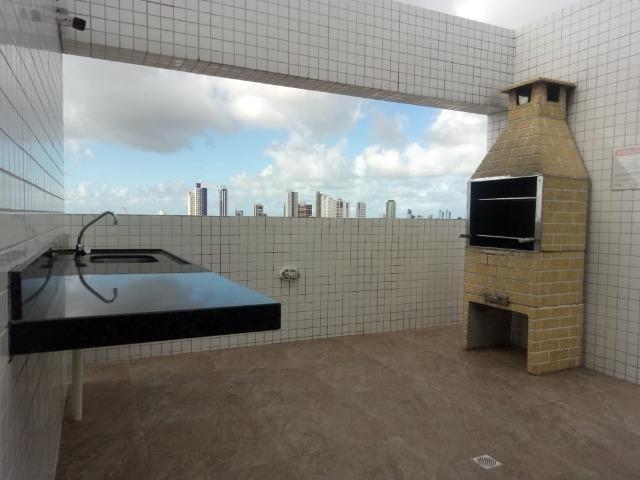 Apartamento no Bairro da Torre 2 Quartos com área de lazer - Foto 19