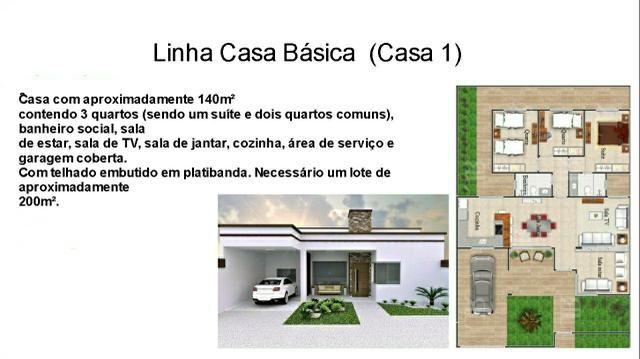 Casas alto padrão no DF - Foto 4