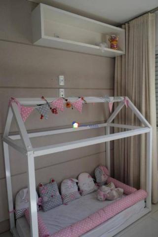 Apartamento com 2 dormitórios à venda, 69 m² por r$ 350.000 - jardim goiás - goiânia/go - Foto 7
