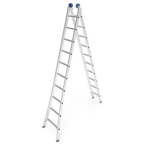 Vendo uma escada em alumínio - Foto 3