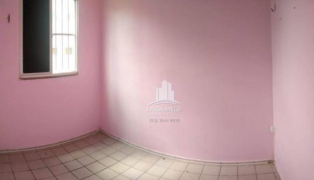 Apartamento à venda, 64 m² por r$ 159.000,00 - cidade dos funcionários - fortaleza/ce - Foto 12