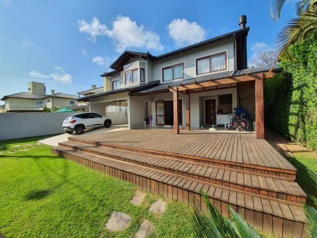 Casa em condomínio fechado à venda, 300 m² por r$ 1.625.000 - rio tavares - florianópolis/