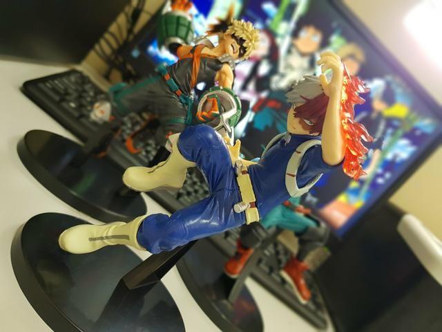 Bonecos de Boku no Hero - Foto 6