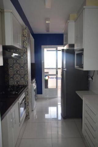 Apartamento com 2 dormitórios à venda, 69 m² por r$ 350.000 - jardim goiás - goiânia/go - Foto 13