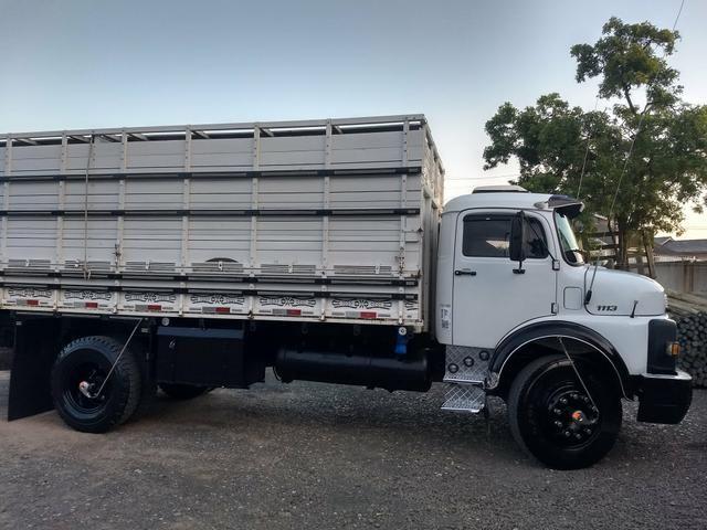 Caminhão boiadeiro 1113 para pessoas exigente - Foto 11