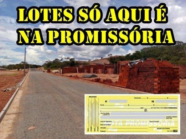 Terrenos na Promissória Parcelados Caldas Novas - Lote a Venda no bairro 9 Min d...