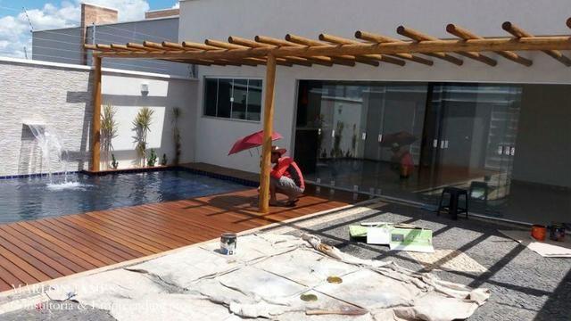 Casa modelo para vender em Inhumas no setor Residêncial Monte Alegre! - Foto 16