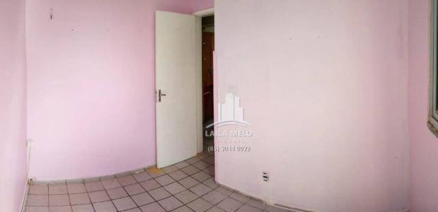 Apartamento à venda, 64 m² por r$ 159.000,00 - cidade dos funcionários - fortaleza/ce - Foto 11