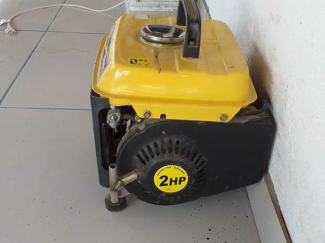 Gerador a gasolina - Foto 2