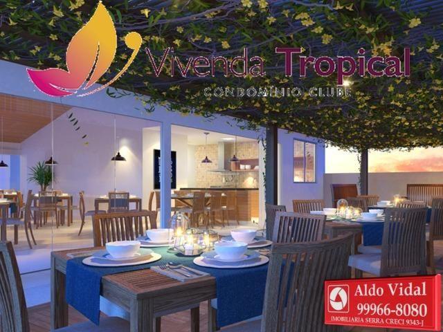 AVR 25- Apto 2Q com Varanda, sala, banheiro social e suíte, cozinha e área de serviço - Foto 16