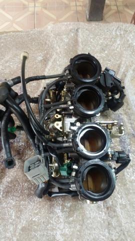 Peças de moto yamaha yzf r1 2004 2005 2006 - Foto 4