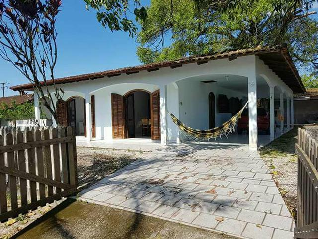 Casa na praia Balneário Ipanema/Pr