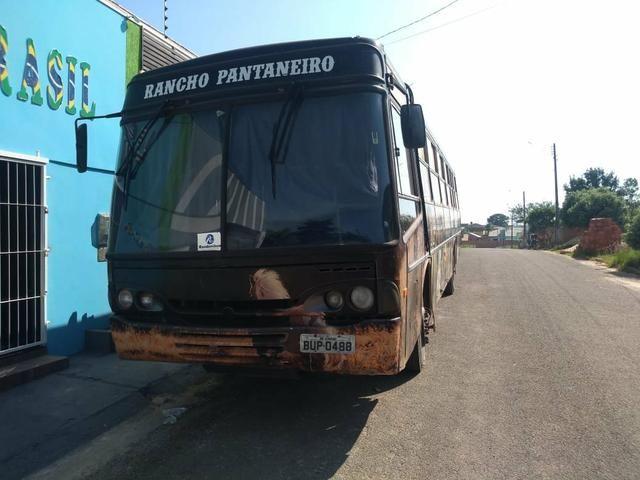 Onibus caminhao bau - Foto 2