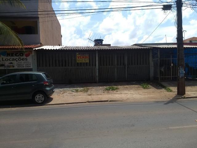 QNP 26 - 3 quartos + casa de fundos - Foto 4