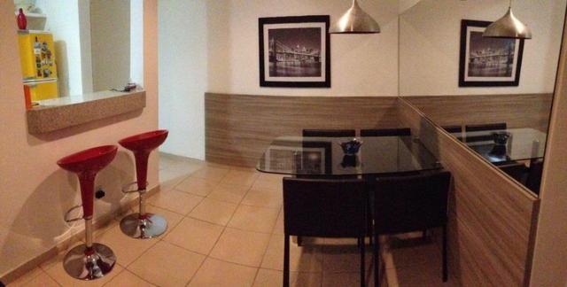 AP1601 Condomínio Vitalice, apartamento em messejana, 2 quartos, área de lazer completa - Foto 15