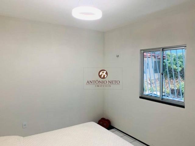 Apartamento á venda na Messejana em localização privilegiada, ACEITAMOS FINANCIAMENTO POR  - Foto 7