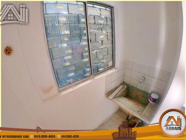 Apartamento com 2 quartos, 58m² na maraponga - Foto 10