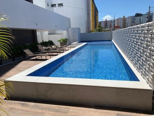 Apartamento à venda com 2 dormitórios em Jatiúca, Maceió cod:218400 - Foto 18