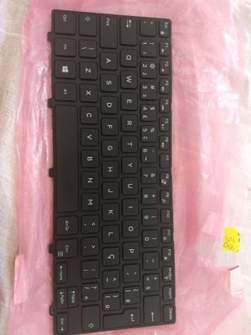 Teclado notebook Dell inspiron 14 séries 3000 BR