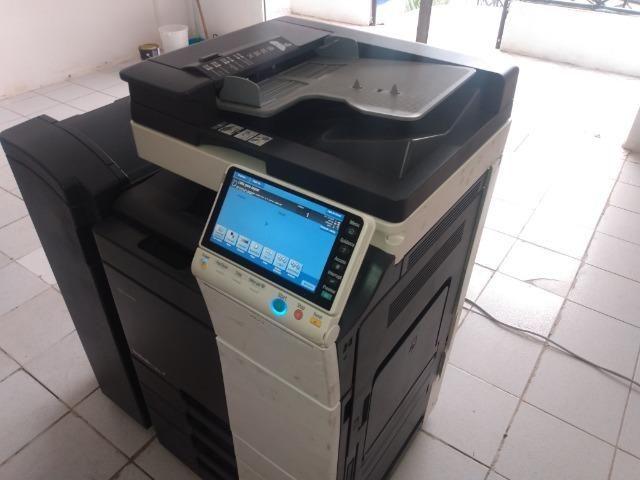 Copiadora e Impressora Colorida Konica Minolta C364 - Foto 4