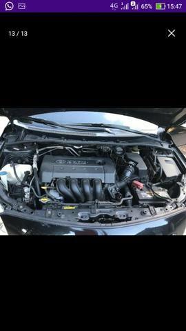 Corolla xei 2010 aut. -carro de mulher - Foto 6