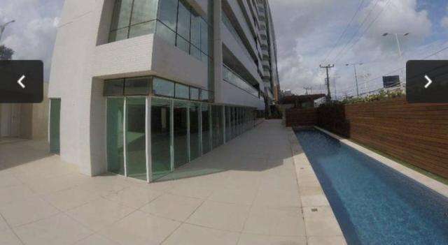 Apt alto luxo na Beira Mar recém entregue, novo!!! - Foto 2