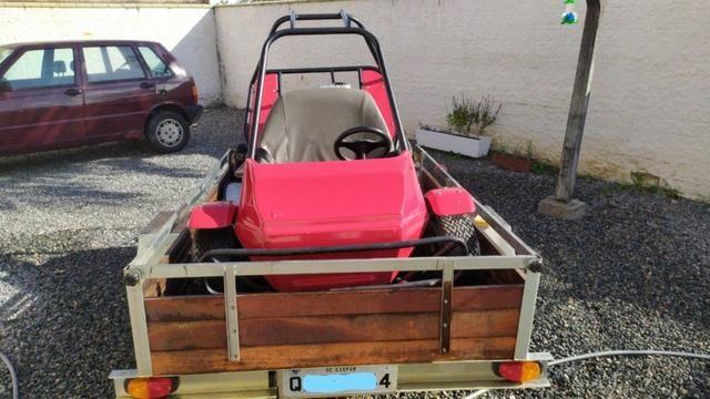 Mini Buggy e Carretinha 2016 - Foto 3