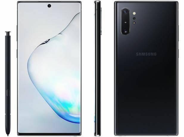 Galaxy Samsung not 10 - Foto 2