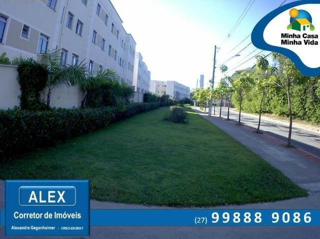 ALX - 45 - Apartamento com Subsídio de até R$ 23.200,00 e F.G.T.S como Entrada ? 2 Quartos - Foto 2