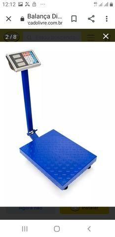 Balança 300kg 550,00 reais zap 91. * - Foto 3
