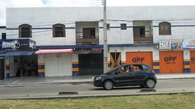 Aluga se sala comercial na av são paulo 102 com rua bahia,bairro siqueira campos - Foto 9