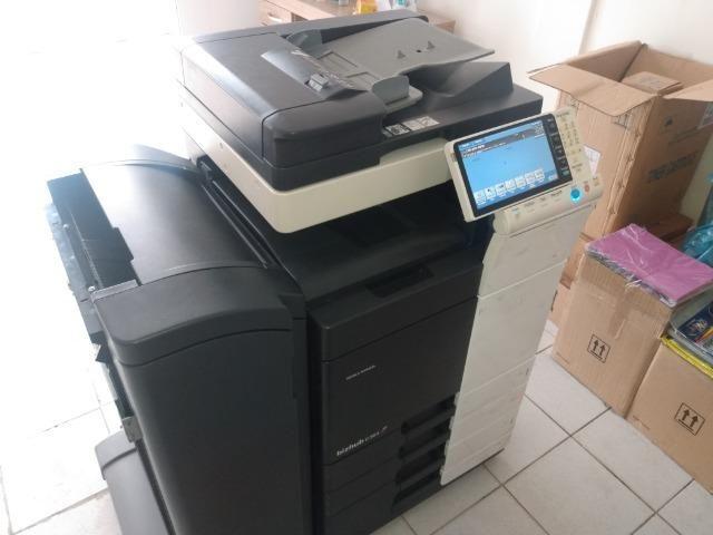 Copiadora e Impressora Colorida Konica Minolta C364 - Foto 3