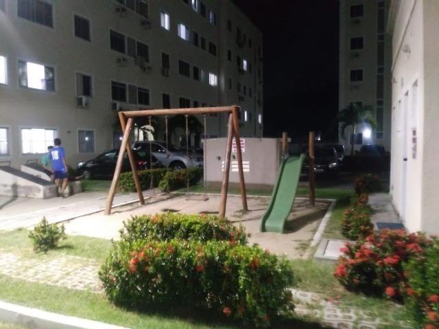 Apartamento vizinho ao terminal de Messejana - Foto 4