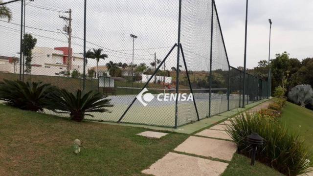 Terreno residencial à venda, condomínio helvetia park i, indaiatuba - te0388. - Foto 6