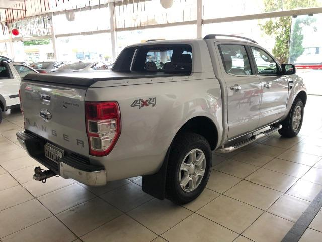 Ford Ranger Limited 3.2 4x4 Automática - Foto 5