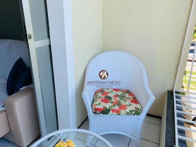 Apartamento á venda na Messejana em localização privilegiada, ACEITAMOS FINANCIAMENTO POR  - Foto 15